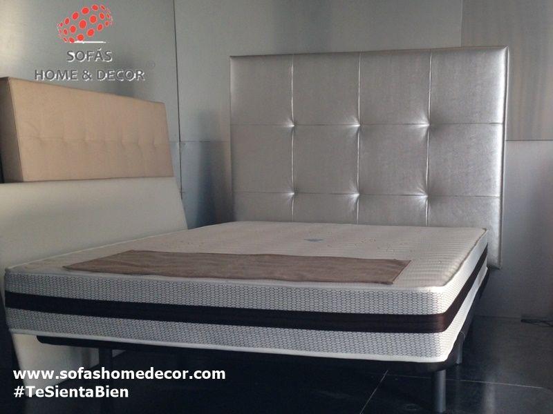 Cabezal cama 150 sun cabezales de sof s home decor - Cabezal cama polipiel ...
