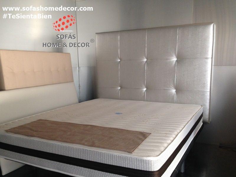 Cabezal cama barato 105 polipiel sun sof s home decor - Cabezal cama polipiel ...