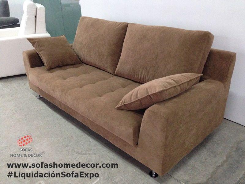 Liquidaci n de exposici n de fabrica sof s home decor for Sofas alicante liquidacion