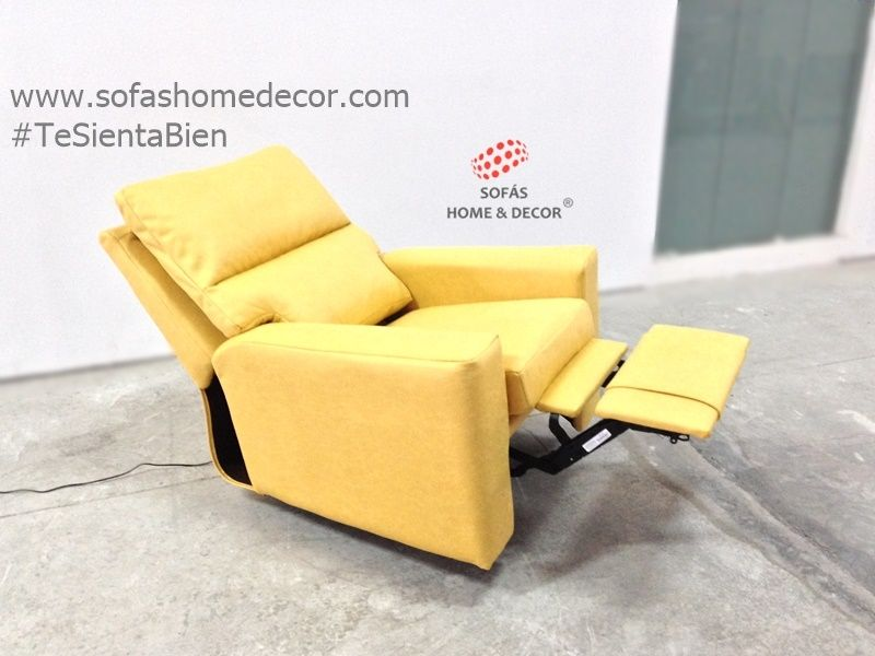 Fabrica Sillones Relax.Sillon Relax Motor Sky