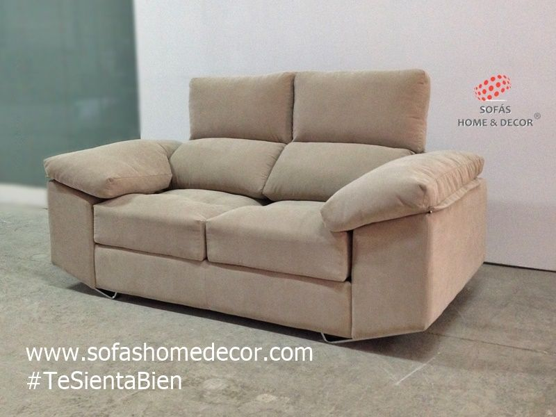Sof 2 plazas soft sof de sof s home decor for Sofa 2 plazas polipiel