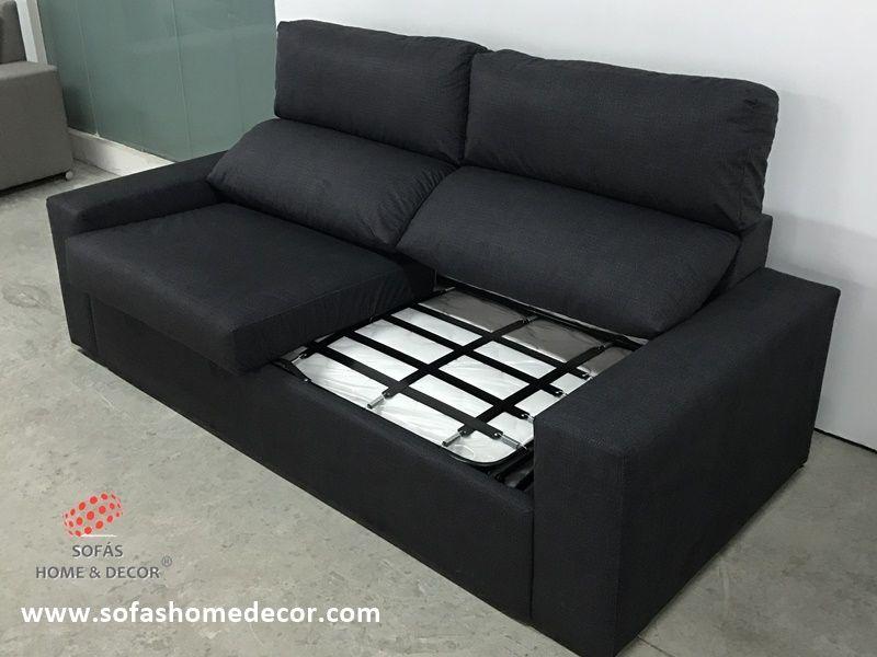 Sofa Cama 135 colchón viscoelastica LINE de Sofás Home Decor