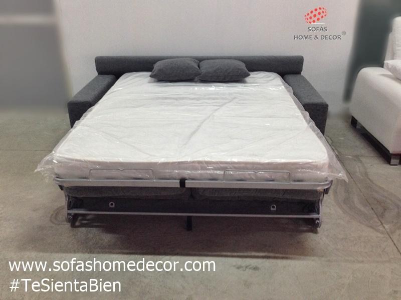 Sof s en valencia cheslong rinconera sof cama sill n colchones telas - Colchon para sofa cama ...