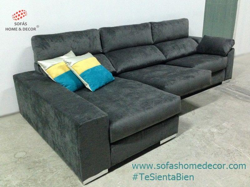 Sof 2 plazas chaise longue kombo sof s de sof s home decor for Sofa 2 plazas mas chaise longue
