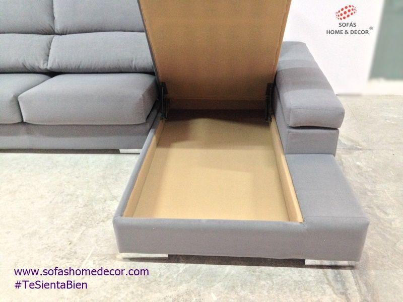 Sof 2 plazas chaise longue abatible sof s de sof s home for Medidas sofa cheslong