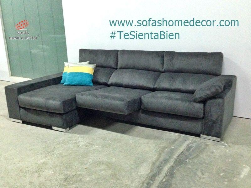 Sof 2 plazas chaise longue kombo sof s de sof s home decor for Medidas sofa cheslong