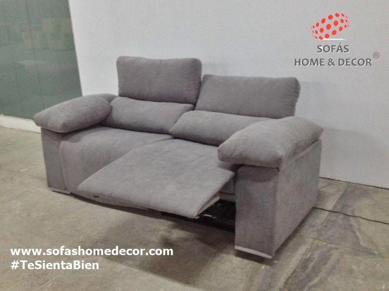 Comprar sof relax 3 plazas f garo de sof s home decor for Sofas relax 3 plazas baratos