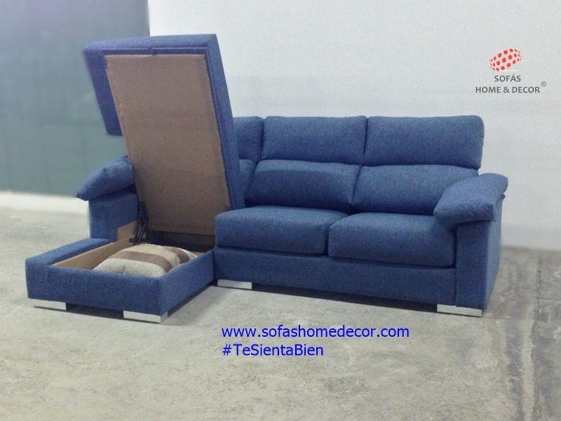 Sof 2 plazas chaise longue pillow sof s de sof s home decor for Sofa 2 plazas mas chaise longue