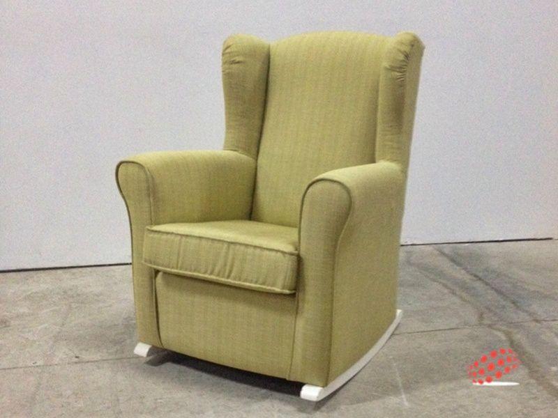 Retapizado de sill n cl sico y moderno - Sofa lactancia ...