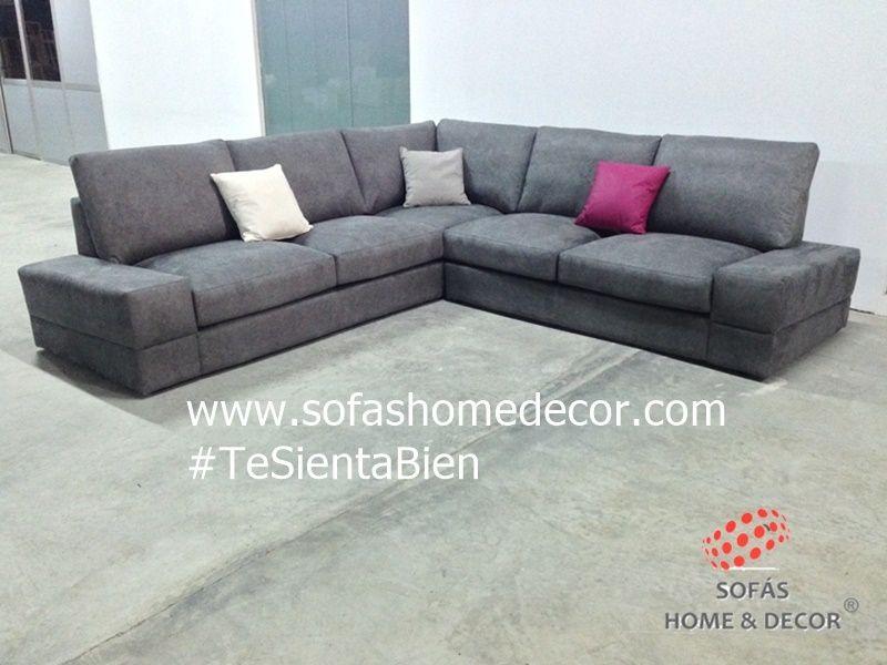Rinconera aura 3 plazas rinconeras de sof s home decor - Sofas de rinconera ...