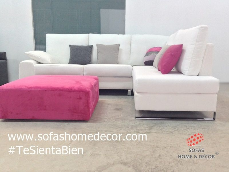 Rinconera sofa modelo Magic de Sofás Home Decor
