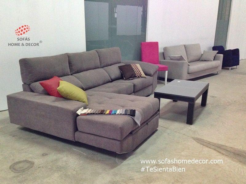 Sof 2 plazas chaise longue soft sof s de sof s home decor for Sofa 2 plazas mas chaise longue