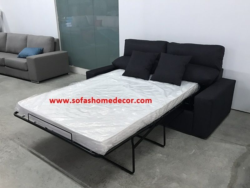 Sof cama 135 line tela antimanchas for Sofa cama 135 ancho