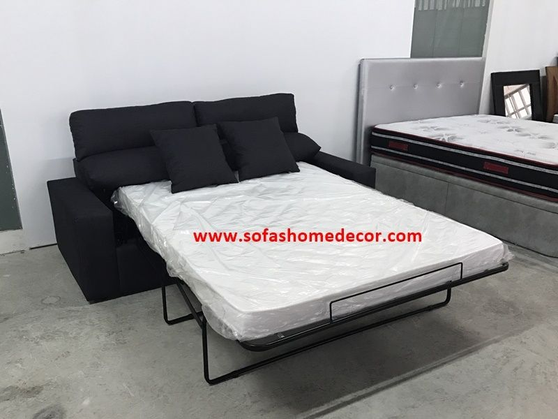 Sofa cama 120 colch n viscoelastica line sof s home decor for Colchon para sofa cama plegable