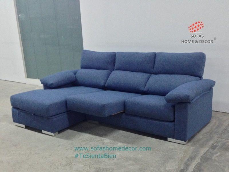 Sof 2 plazas chaise longue pillow sof s de sof s home decor - Asientos para sofas ...