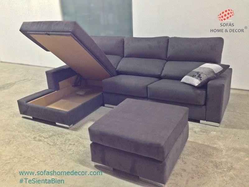 Sof 2 plazas chaise longue line sof s de sof s home decor for Sofa 2 plazas mas chaise longue