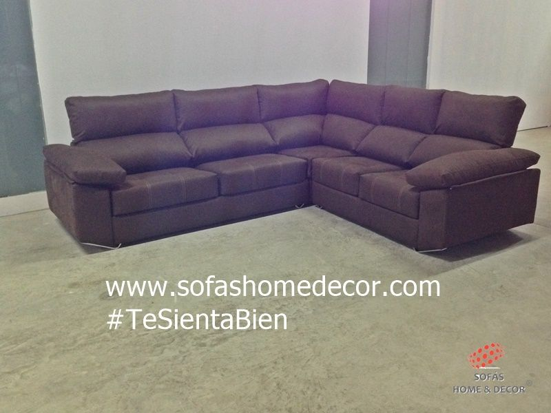 Rinconera sof soft rinconeras de sof s home decor - Sofas rinconeras a medida ...