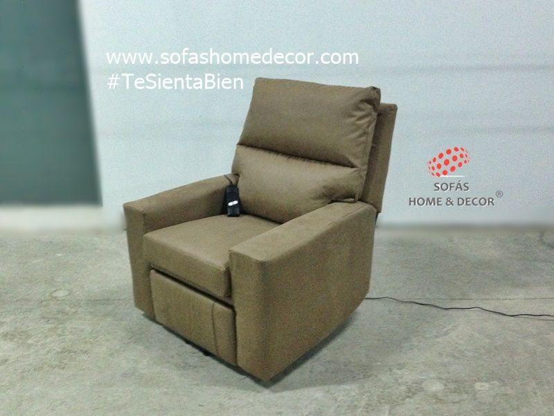 Comprar sill n relax levanta personas sky en sof s home decor for Fabrica de sillones relax