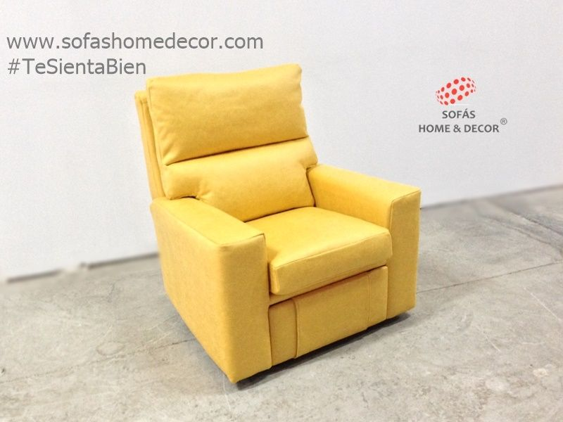 Comprar sill n relax motor sky en sof s home decor for Fabrica de sillones relax