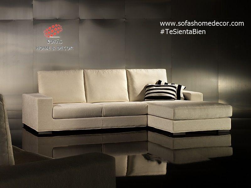 Sof 2 plazas chaise longue wind sof s de sof s home decor for Sofa 2 plazas mas chaise longue